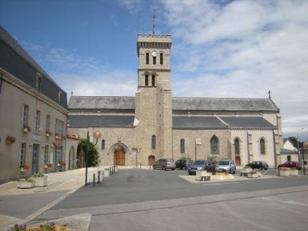 Église de la Chapelle-St-Laurent